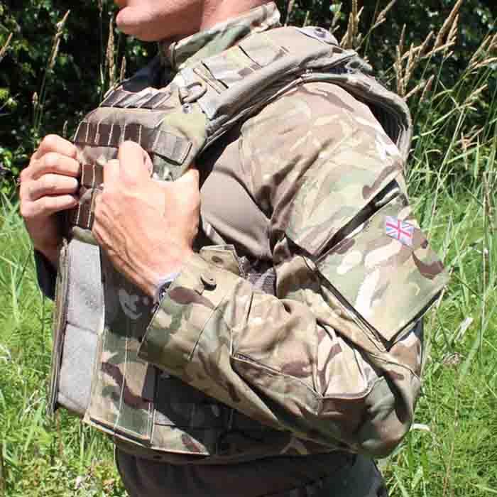 Рубашки военного образца под бронижилет
