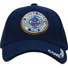 Rothco-9491 DELUXE LOW PROFILE -39-39;US COAST GUARD-39-39; CAP