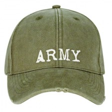 Rothco-9486 VINTAGE OD -39-39;ARMY-39-39; LOW PROFILE CAP