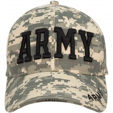 Rothco-9488 *DELUXE LOW PROFILE CAP ACU DIGITAL - ARMY